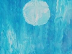 Nádej v modrom/The Hope in Blue (©Peter Gasparik, 2005)