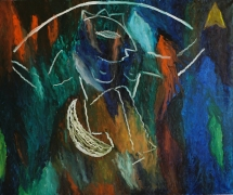 Peter Gasparik - Olej na plátne/Oil On Canvas