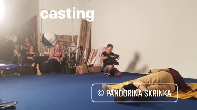 Peter Gasparik director Pandora box