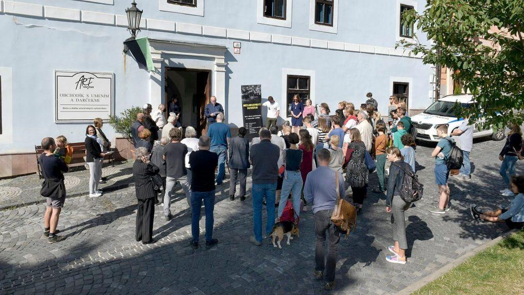 Deň holokaustu a rasového násila Peter Gašparík